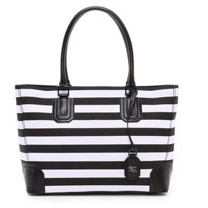 WILL BE DELETED!!! FINAL alice + olivia Strip tote